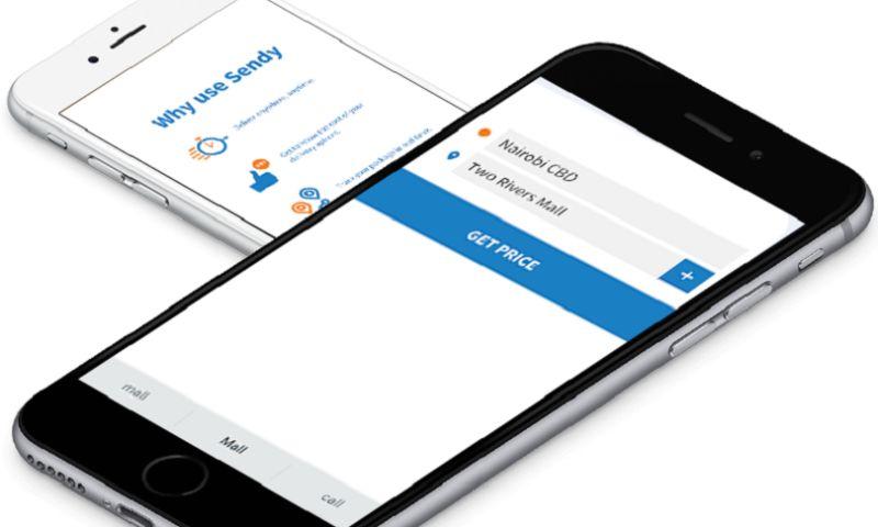 Dev Technosys - Sendy Courier Delivery App