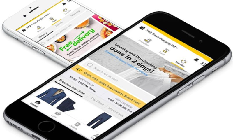 Dev Technosys - honestbee Grocery App