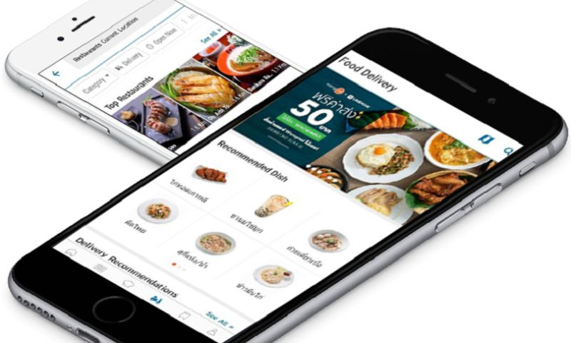 Dev Technosys - Wongnai Restaurants App