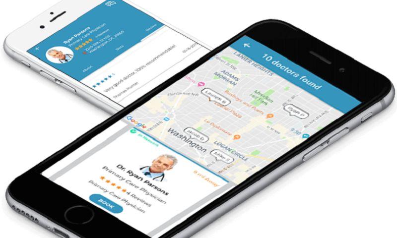 Dev Technosys - Docduc Find nearby doctors App