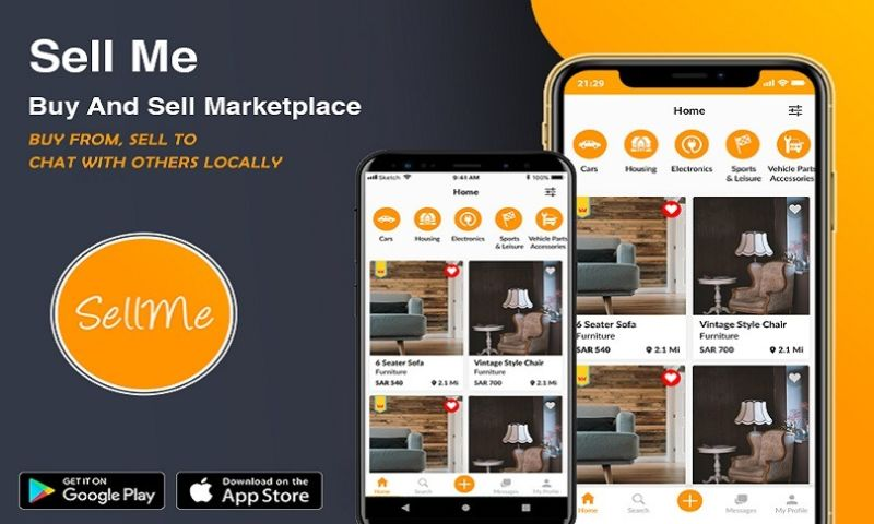 KONSTANT INFOSOLUTIONS - Marketplace App to Buy & Sell Services and Goods