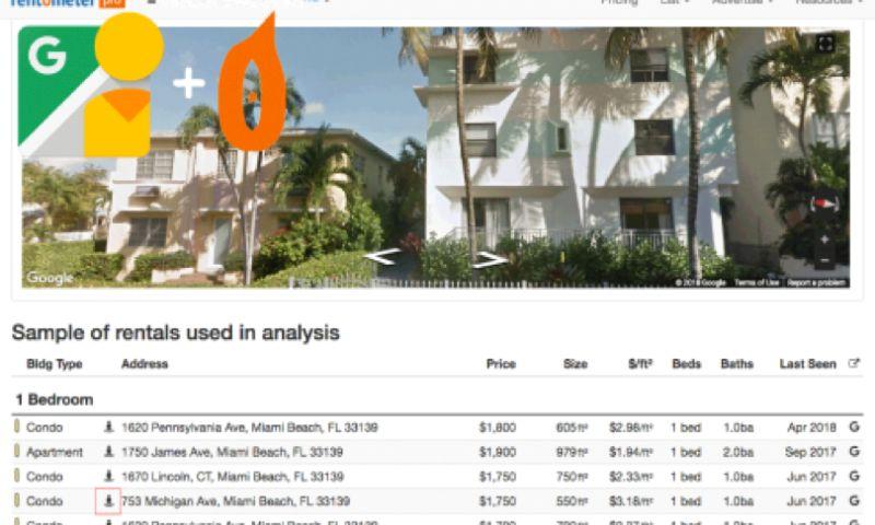 Kanda Software - Real Estate Rent Comparison Analysis Platform