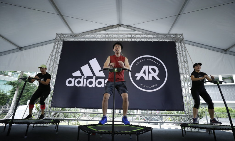 DEX Ventures - Building an online community and mobilising influencers for adidas Runners KL