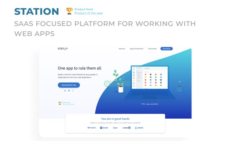 2muchcoffee - SaaS Platform - Product Hunt Product of the Year