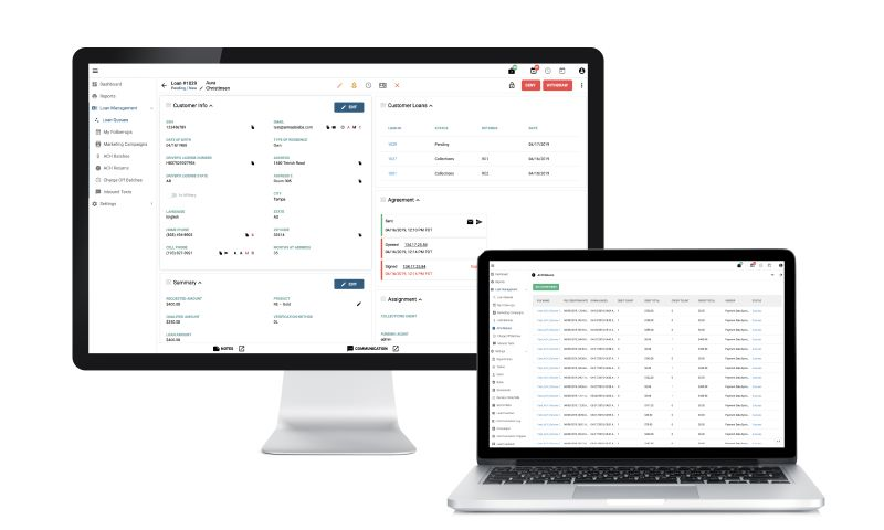 Armada Labs - Loan Management System