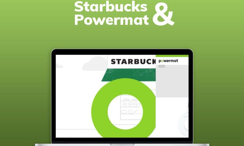 SF AppWorks - Starbucks and Powermat