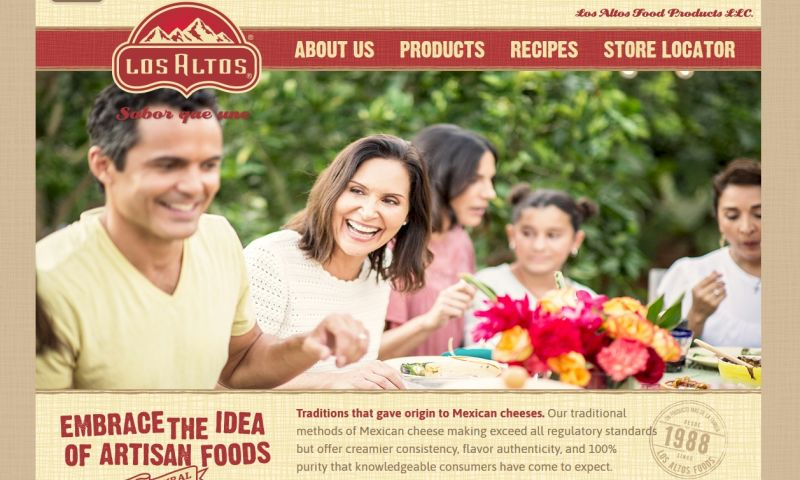 Evolve Media - Los Altos Foods