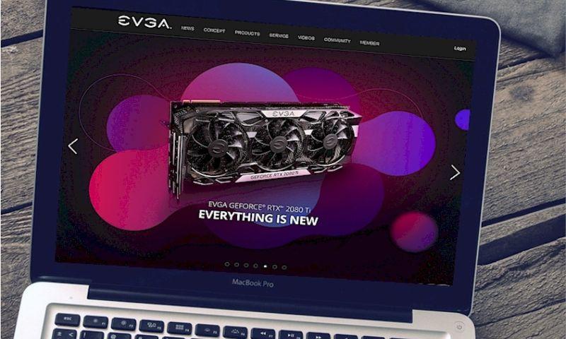 Evolve Media - EVGA