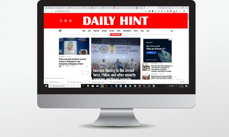 VIS Nigeria - The Daily Hint News - Latest Nigeria news and political update