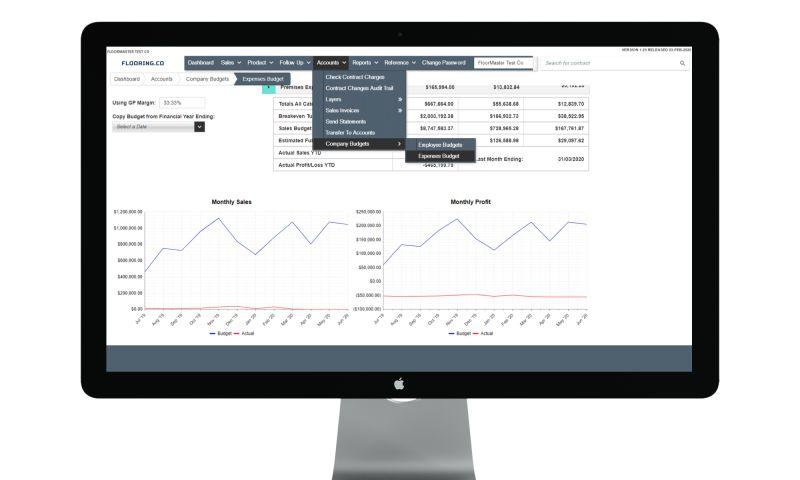Enlab Software - Flooring & Carpet Information System