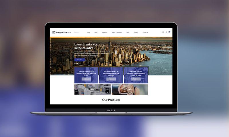 MAXBURST, Inc. - Telecom Rentals