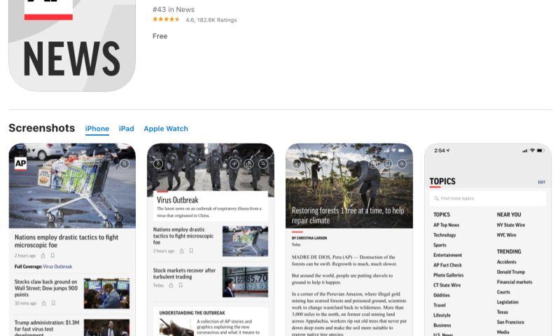 Redwood Creative, Inc. - Associated Press