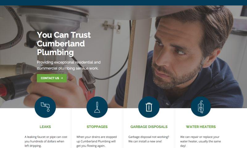 BCP Digital Marketing - Cumberland Plumbing