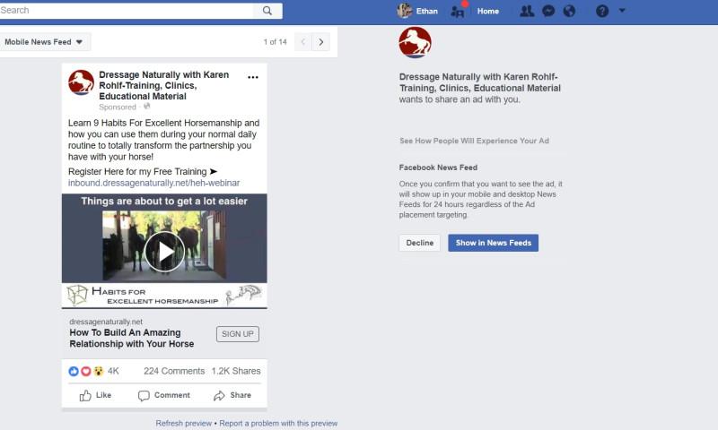 Segal & Co Digital Marketing - Facebook Ads