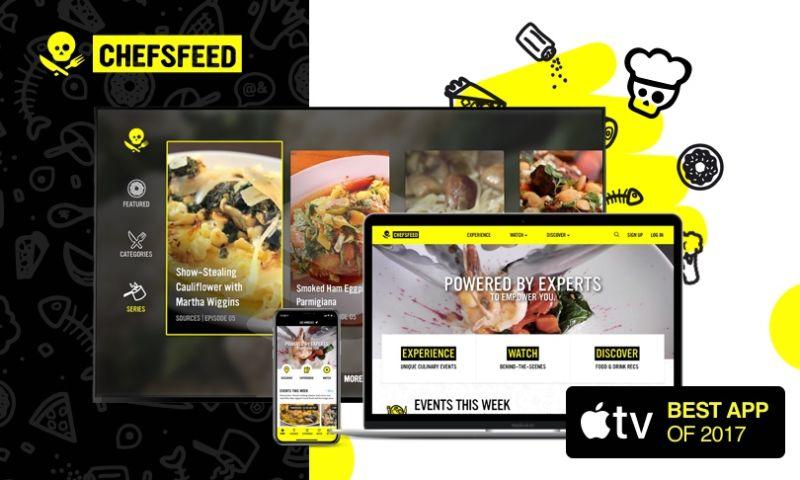 Xmartlabs - Web & App Development for Food Media Platform