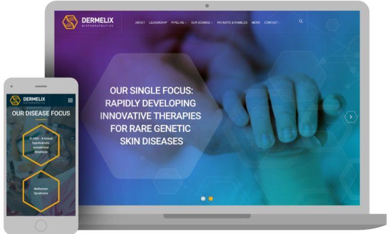 3 Media Web - Dermelix Biotherapeutics