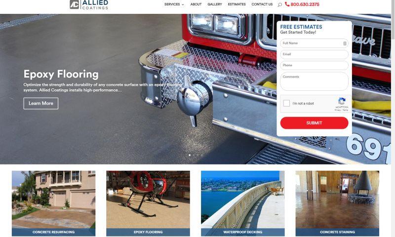 Public Advertising Agency, Inc. - Allied Coatings