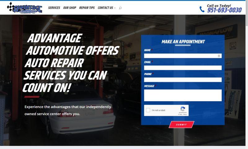 Public Advertising Agency, Inc. - Advantage Automotive
