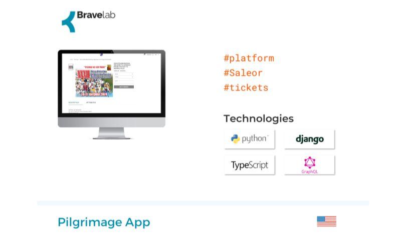 Bravelab.io - Pilgrimage App