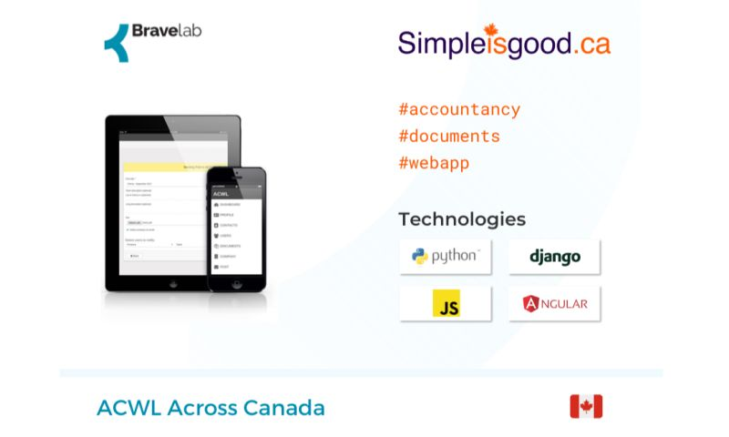 Bravelab.io - ACWL Across Canada