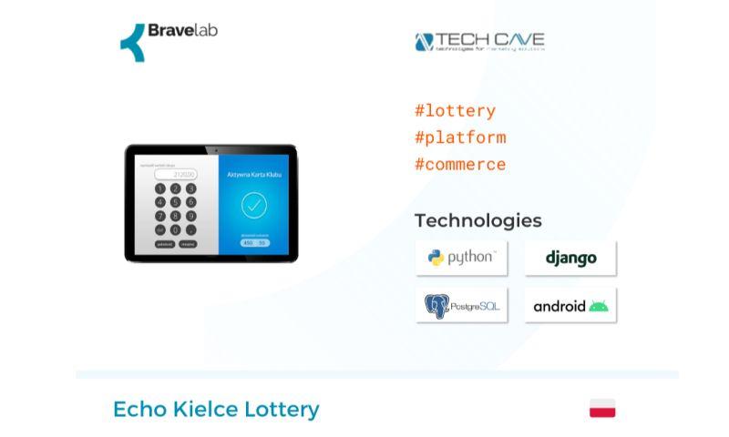 Bravelab.io - Loyalty & Lottery Platform