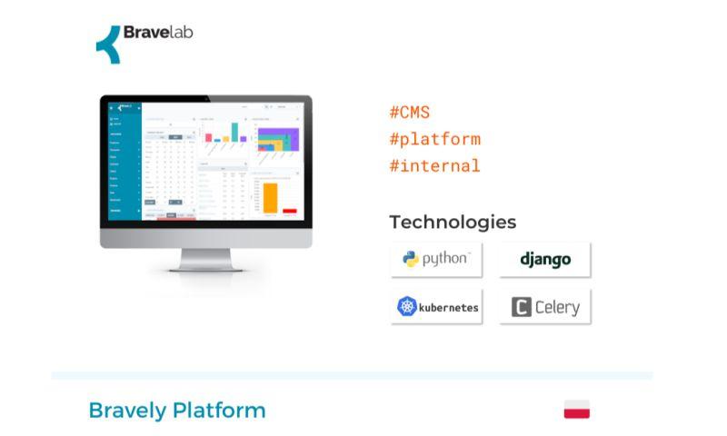 Bravelab.io - Bravely Platform