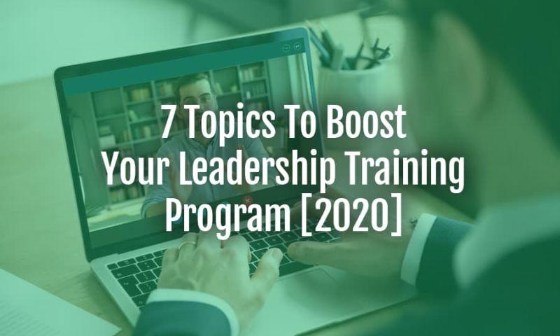 Koala Rank - 7 Topics To Boost Your Leadership Training Program [2020]
