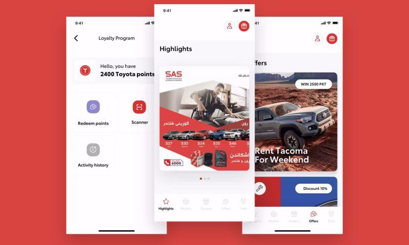 Startup Development House - Toyota