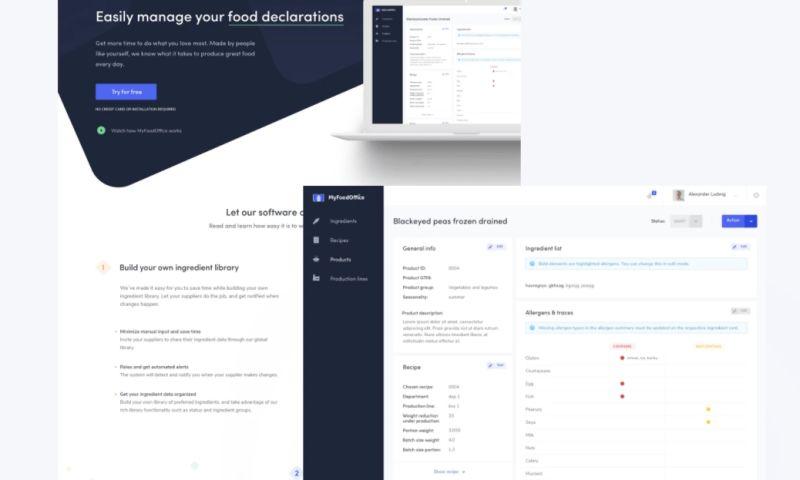 Startup Development House - MyFoodOffice