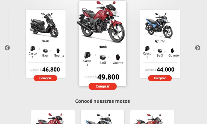10Pines - Hero Moto