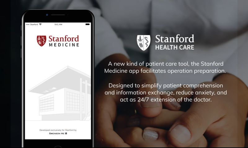 Swenson He - Stanford Medicine