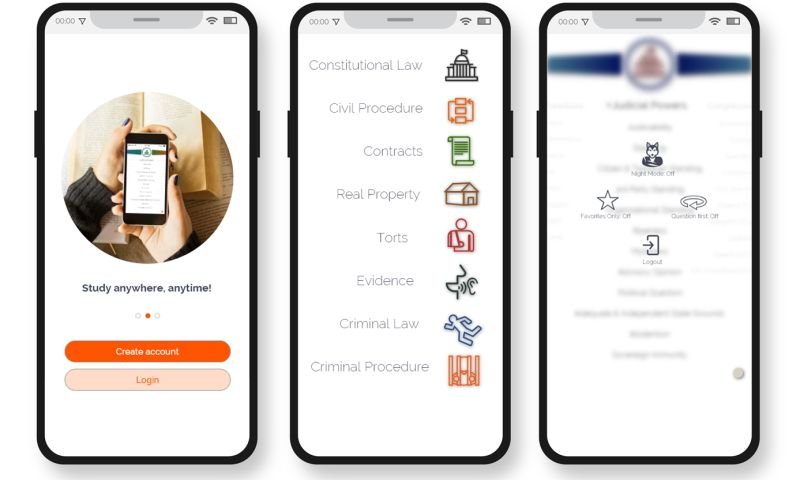 Mudimedia Software - BarNav Android / iOS App