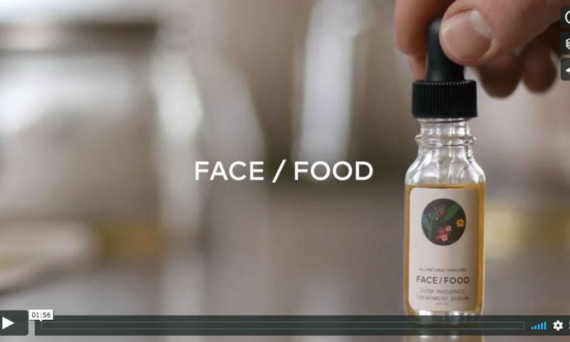 Hawke Commercial Filmmaking - Face Food - Vistaprint - It's your dream