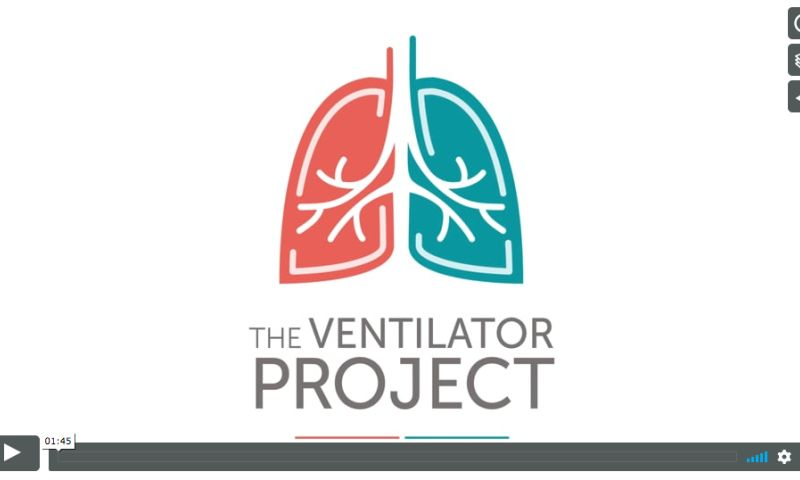 Hawke Commercial Filmmaking - The Ventilator Project - A Rapid And Scalable Solution To Solve The Global Ventilator Shortage