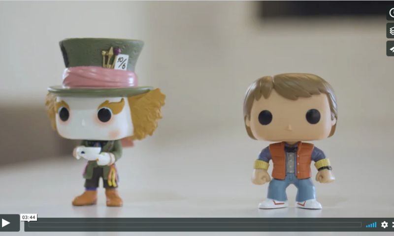 Hawke Commercial Filmmaking - Wayfair Figurines