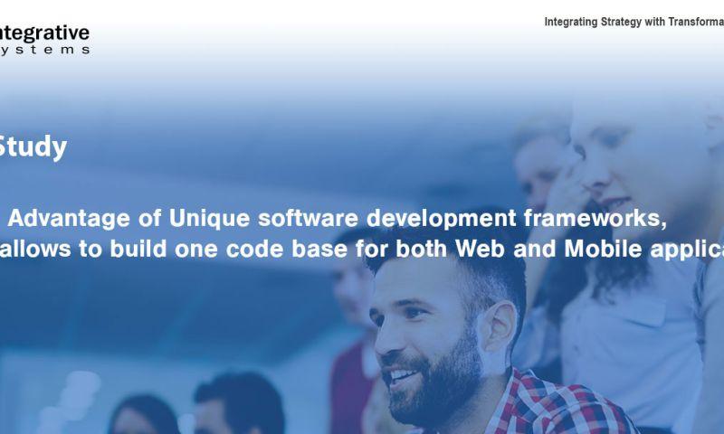 Integrative Systems - Software Development