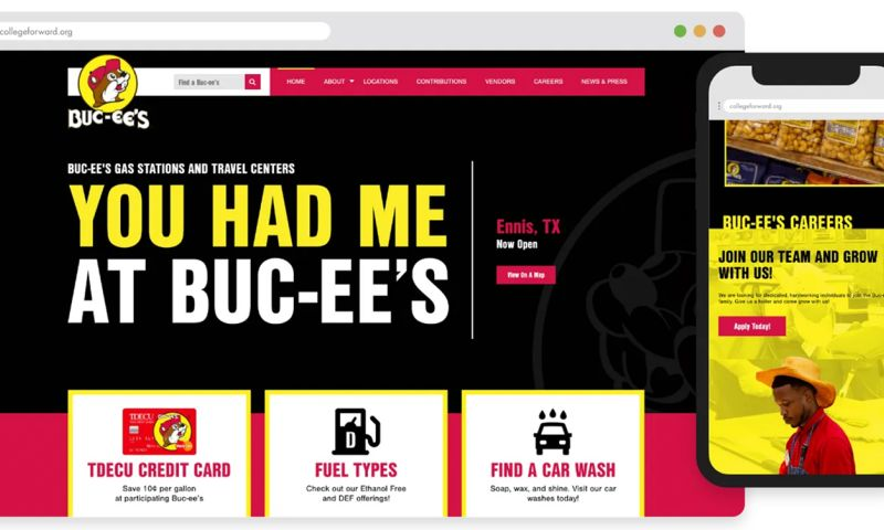 HMG Creative - Bucc-ee's