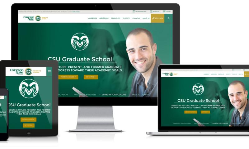 Anvil Media, Inc. - Colorado State University Website Redesign