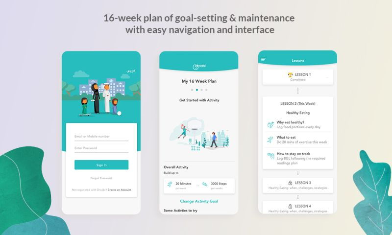 VentureDive - Health Digital App for Online Health Firm