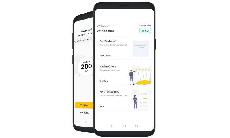 VentureDive - App Development for Nano-lender