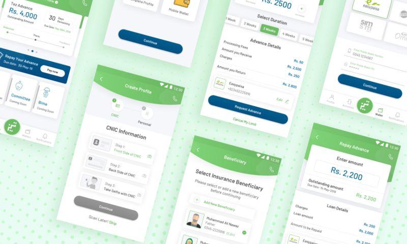 VentureDive - Android Development for Financial Services App
