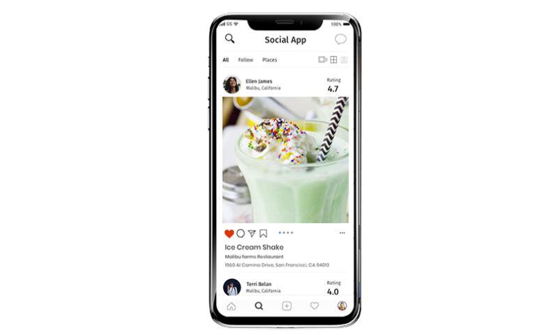 Zimble Code - Social Media App Like Instagram