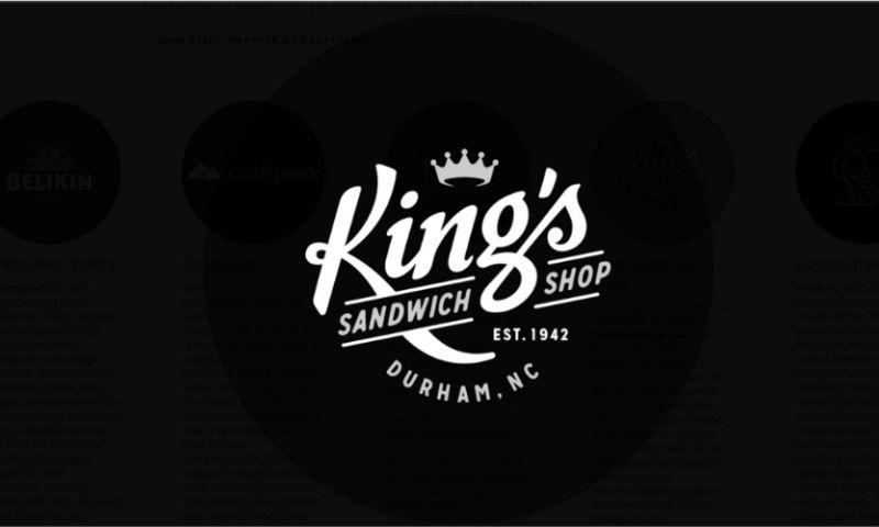 Punch Design Co. - King's Sandwich Shop