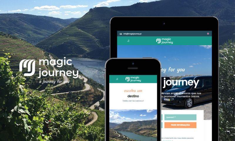 Goweb Agency - Magic Journey
