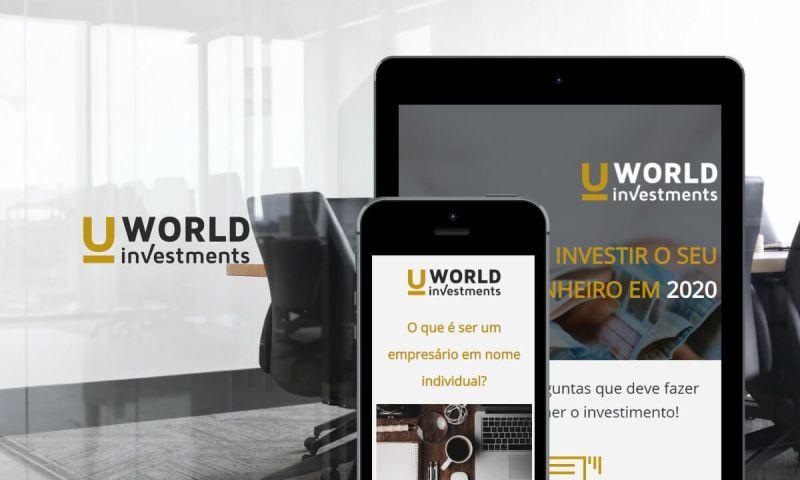 Goweb Agency - U-World Investments
