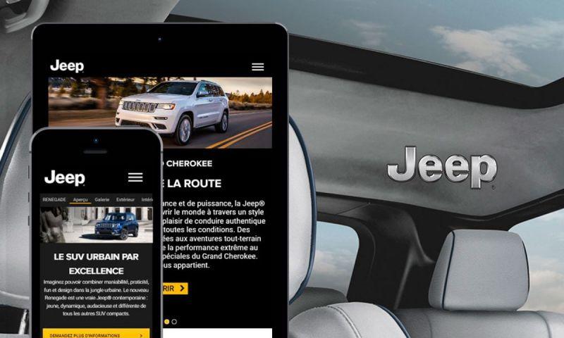 Goweb Agency - Jeep