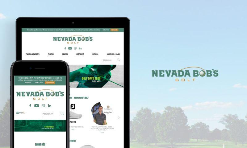 Goweb Agency - Nevada Bob's Golf