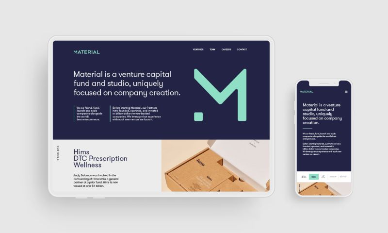 MMarch NY - Material VC