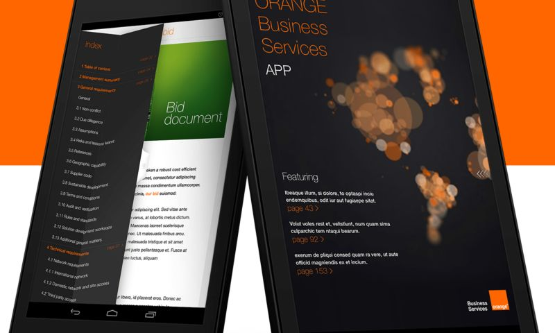 DPDK Digital Agency - Orange: The successful launch of a globally embraced sales app