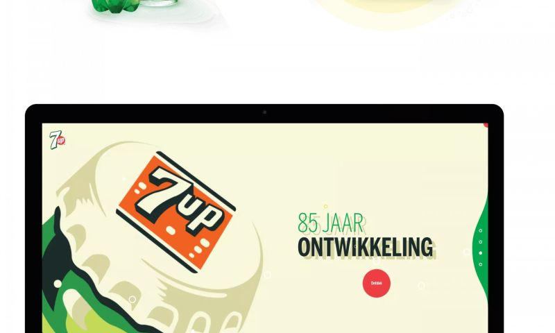 DPDK Digital Agency - 7 Up: Iconic heritage as a brand differentiator for the digital age